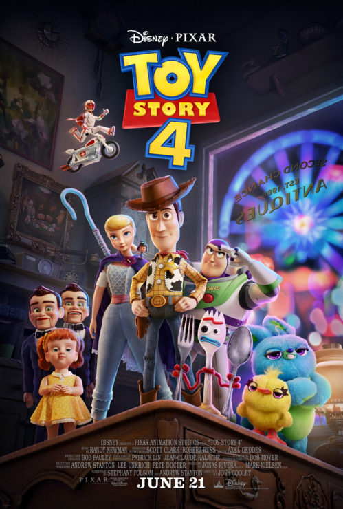 Pixar Premieres Toy Story 4 Official Trailer