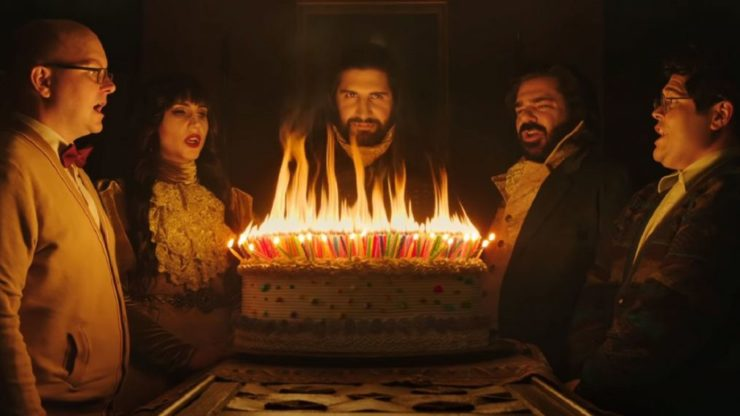 New FX What We Do in the Shadows Teaser