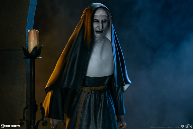 Sideshow's The Nun Statue Brings a New Level of Horror to Your Collection