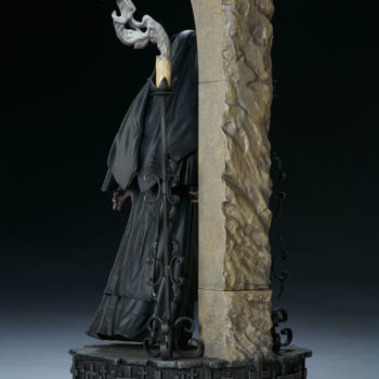 The Nun Statue from the Conjuring Universe Turn View 4
