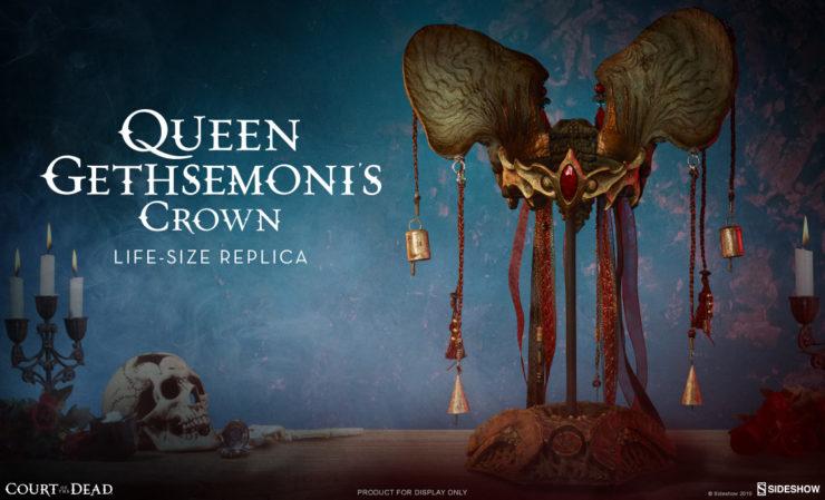 Queen Gethsemoni's Crown Life-Size Replica