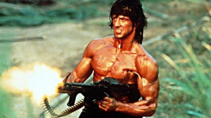 Sylvester Stallone Shares New Rambo: Last Blood Images