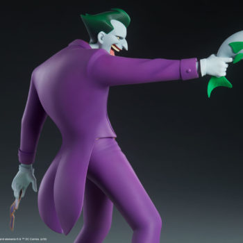 The Joker Statue- Animated Series Collection Figure from the Knees Up 2