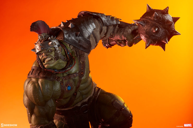 The Gladiator Hulk Maquette Arises as the New Champion in Your Collection
