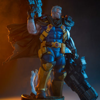 Cable Premium Format™ Figure Dramatic Shot 1/2 Turn View