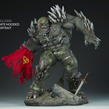 Doomsday Maquette Exclusive Edition Open-Lit Shot