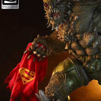 Doomsday Maquette Exclusive Edition Dramatic Lit Shot