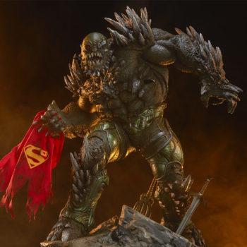 Doomsday Maquette Exclusive Edition Dramatic Lit Shot 2