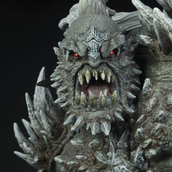 Doomsday Maquette Portrait Closeup