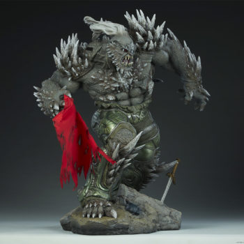 Doomsday Maquette Open Lit Shot 1
