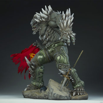 Doomsday Maquette Open Lit Shot 3