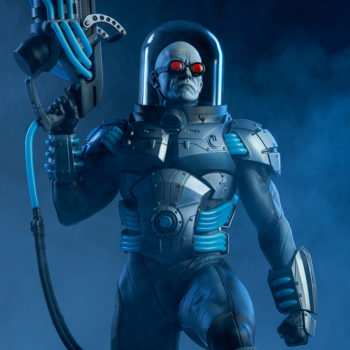 Mr. Freeze Premium Format™ Figure Dramatic Lit Shot 2