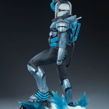 Mr. Freeze Premium Format™ Figure Side View