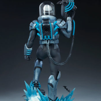 Mr. Freeze Premium Format™ Figure Back View