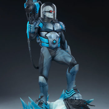 Mr. Freeze Premium Format™ Figure Side View 2