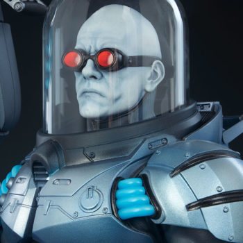 Mr. Freeze Premium Format™ Figure Portrait Close Up 2