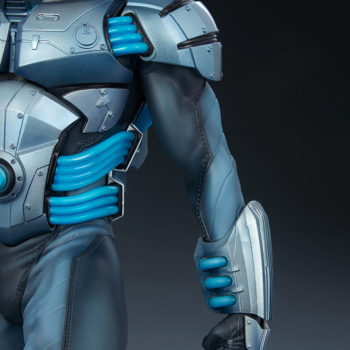 Mr. Freeze Premium Format™ Figure Cryo-Suit Close Up