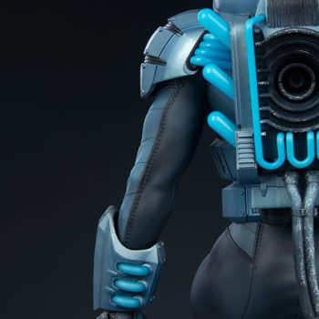 Mr. Freeze Premium Format™ Figure Cryo-Suit Close Up 2