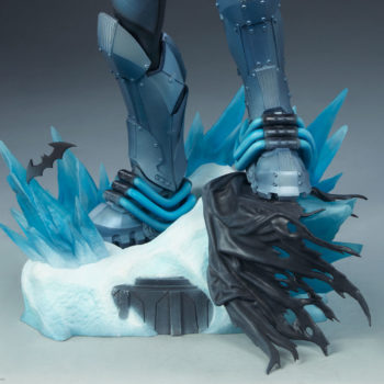 Mr. Freeze Premium Format™ Figure Base Detail 1