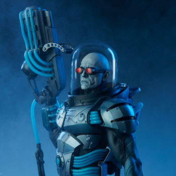 Mr. Freeze Premium Format™ Figure Dramatic Lit Shot 3