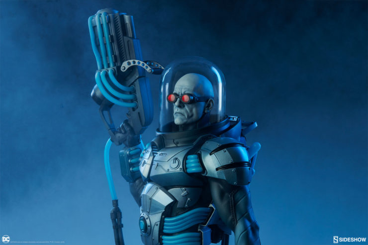 The Mr. Freeze Premium Format™ Figure Makes An Ice Addition to Batman's Rogues Gallery