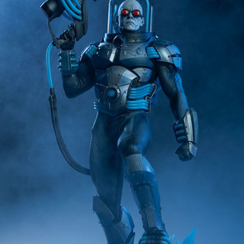 Mr. Freeze Premium Format™ Figure Dramatic Lit Shot 4