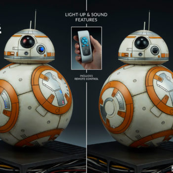 BB-8 Remote Control For Sounds and Lights
