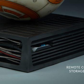 BB8 Full Size Figure Remote Control Storage Image