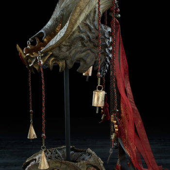 Queen Gethsemoni's Crown Life-Size Replica- Court of the Dead