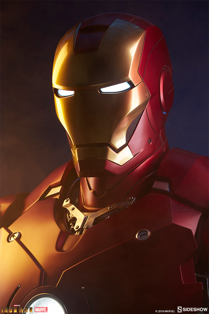 Bring Some Heart to Your Hall of Armors with the Iron Man Mark III