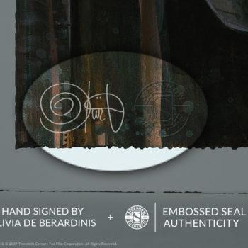 Ripley Fine Art Print by Olivia De Berardinis Hand-Signed Unframed
