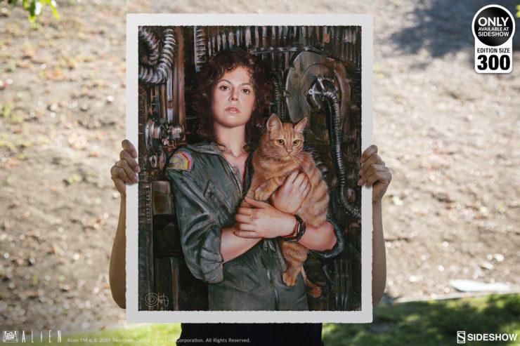 Ripley Fine Art Print by Olivia De Berardinis Unframed Environment Shot