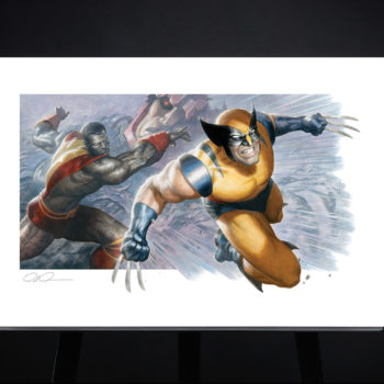 Fastball Special! Fine Art Print by Paolo Rivera