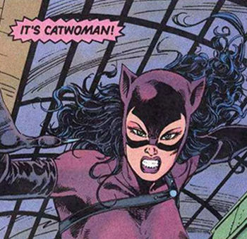 Catwoman- Top 10 DC Comics Costume Changes