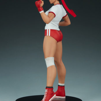 Sakura Gym Statue from PCS Collectibles- Street Fighter