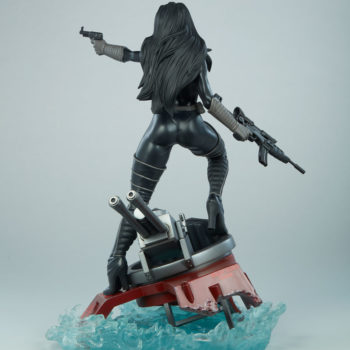 Baroness 1:4 Scale Statue from PCS Collectibles 4