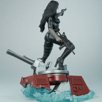 Baroness 1:4 Scale Statue from PCS Collectibles 5