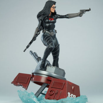 Baroness 1:4 Scale Statue from PCS Collectibles 6
