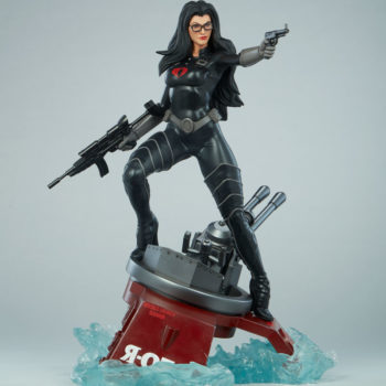 Baroness 1:4 Scale Statue from PCS Collectibles 7