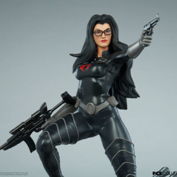Baroness 1:4 Scale Statue from PCS Collectibles 8