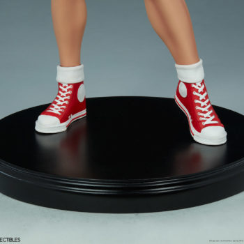 Sakura Classic Statue from PCS Collectibles- Street Fighter Base