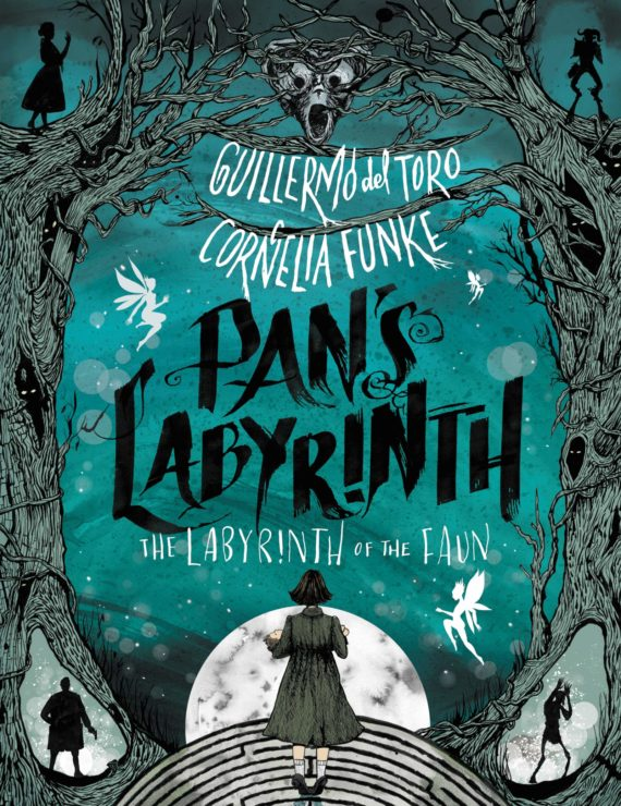 Guillermo del Toro and Cornelia Funke to Pen Pan's Labyrinth Novel