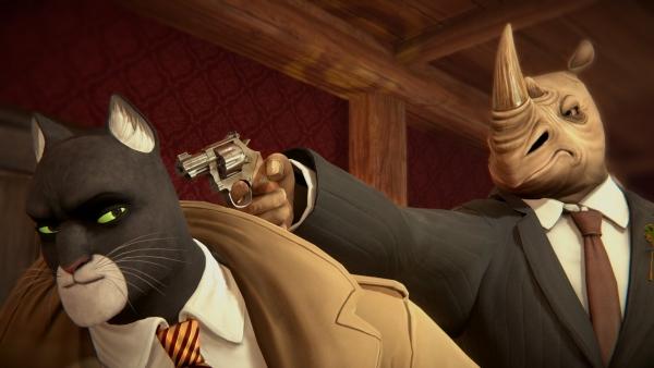Blacksad: Under the Skin Game Trailer