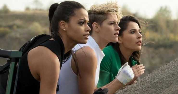 Entertainment Weekly Reveals First Look at Charlie's Angels 2019