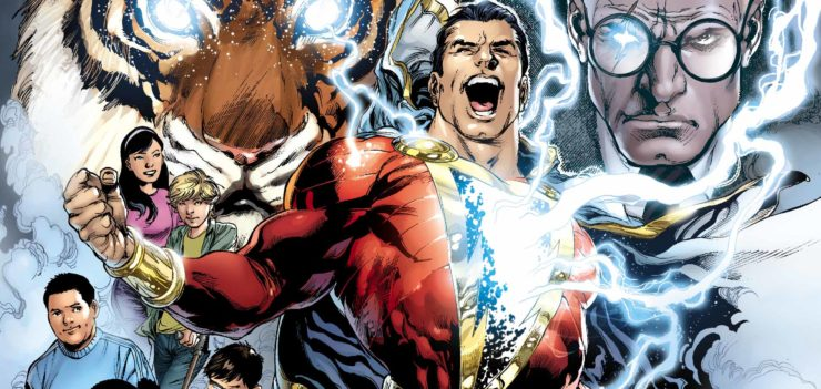 Sideshow's Week in Geek: SHAZAM! in Theaters!