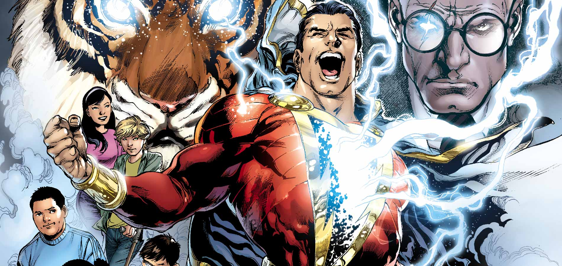 Sideshow S Week In Geek Shazam In Theaters Sideshow Collectibles