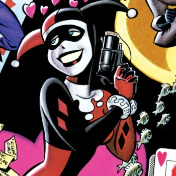 Harley Quinn- Top 10 DC Comics Costume Changes