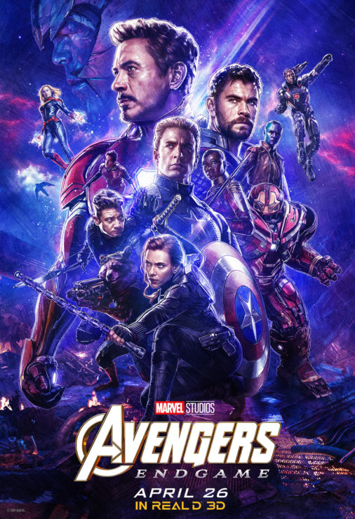 Avengers: Endgame Ticket Sales Break First Day Records