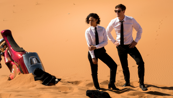 Sony Pictures Drops Second MIB: International Trailer