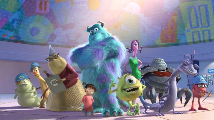 Disney+ Developing a Monsters, Inc. Spinoff Series with Original Voice Cast
